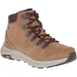Merrell Mens Ontario Mid Boot Brown