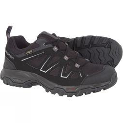 Salomon Men's Tibai Low Black/Black/Monument