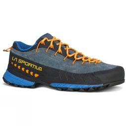 La Sportiva Men's TX4 Blue/Papaya