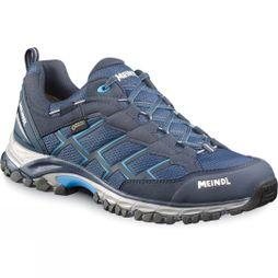 Meindl Mens Caribe GoreTex Walking Shoes Navy/Blue