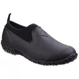 Muck Boot Mens Muckster II Low Shoe Black