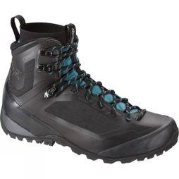 Arc'teryx Womens Bora Mid GTX Hiking Boot Black/Mid Seaspray