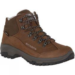 Scarpa Women's Cyrus Mid Gore-Tex Shoe Brown