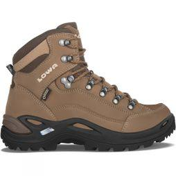 Lowa Women's Renegade GTX Mid Boot Taupe