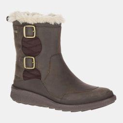 Merrell Womens Tremblant Ezra Buckle Polar Boot Espresso