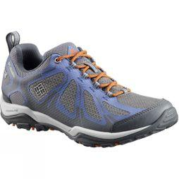 Columbia Womens Peakfreak XCRSN II Low Outdry Shoes TI Grey Steel/ Bright Copper