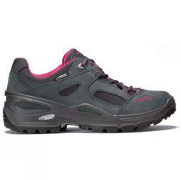 Lowa Women's Sirkos GTX Shoe Anthracite/Berry