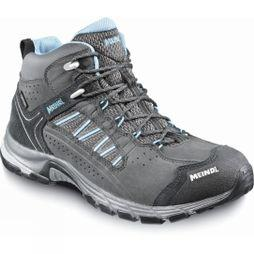 Meindl Womens Journey Mid GTX Boot Anthracite / Azur