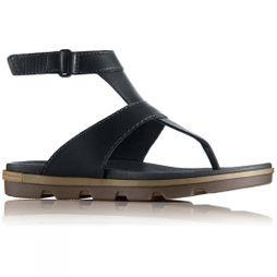 Womens Torpeda Ankle Strap Sandal