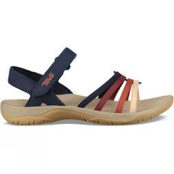 Teva Womens Elzada Sandal  Eclipse Multi