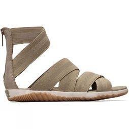 Sorel Women's Out 'N About Plus Strap Sandal Sage