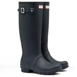 Hunter Womens Hunter Original Tall Welly Black