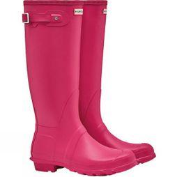 Hunter Womens Hunter Original Tall Welly Bright Pink
