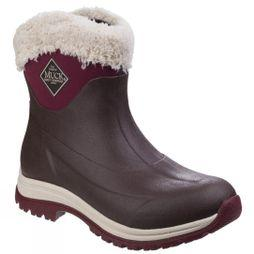 Muck Boot Arctic Apres Boot Brown / Cordovan Red