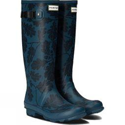 Womens National Trust Print Norris Field Welly