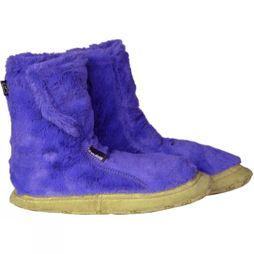 Ayacucho Super Soft Teddy Slipper Purple