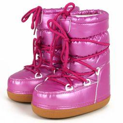 Kid's Shiny Moon Boot