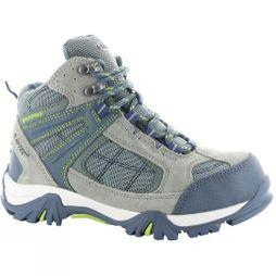 Hi-Tec Boys Altitude Lite VI WP JR Boot Laurel Oak/Insignia Blue/Laurel Wreath