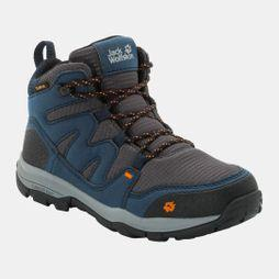 Jack Wolfskin Kids Mountain Attack 3 Texapore Mid Boot Night Blue