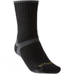 Bridgedale Men's Merino Hiker Sock Black
