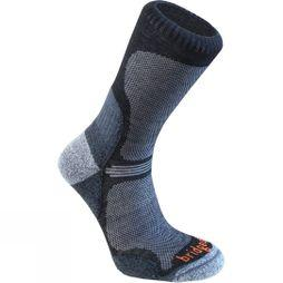 Bridgedale Mens Ultra Lightweight Merino Endurance Sock Navy