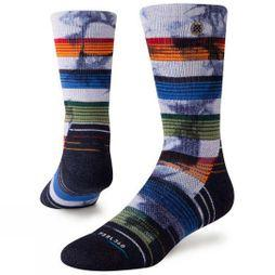Stance Mens Hike Crew Socks Redstone Hike
