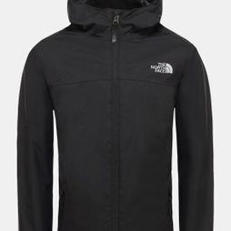 The North Face Boys Elden Rain Triclimate Jacket TNF Black
