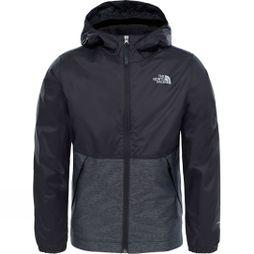 The North Face Boys Warm Storm Jacket 14+ TNF Black