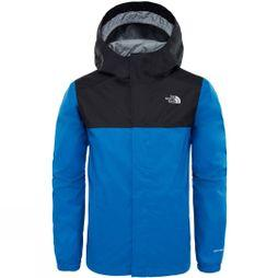 The North Face Boys Resolve Reflective Jacket Turkish Sea