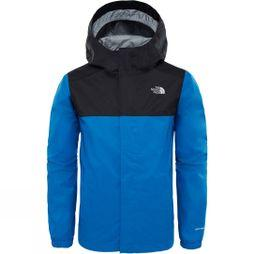 The North Face Boys Resolve Reflective Jacket Age 14+ Turkish Sea