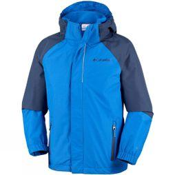 Columbia Boys Holly Peak Jacket 14+ Super Blue/Collegiate Navy