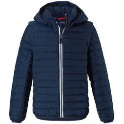 Reima Boys Fleet Down 2-in-1 Jacket Navy Blue