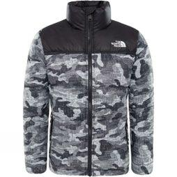 Boys Nuptse Down Jacket