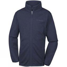 Columbia Boys Wilderness Way Fleece Jacket Collegiate Navy