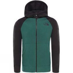 Texture Cap Rock Full Zip Fleece