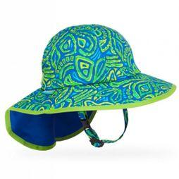 Sunday Afternoons Kid's Play Hat Green Fossil