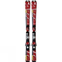 Atomic Race Jr Large + Atomic Evox 7 ++ binding 11/12 Red/Red Marl