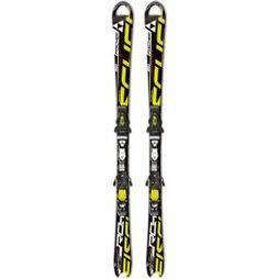 Fischer RC4 WC SL Jr Black          /Black Trim