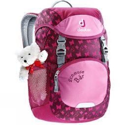Deuter Children's Schmusebär Backpack Magenta