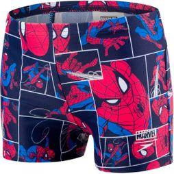 "Speedo Boys Marvel Spiderman Watershort 11"" Navy/Lava Red/Neon Blue"