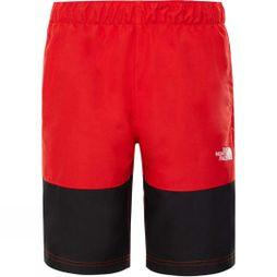 The North Face Boys Class V Short 14+ TNF Black Dessert Youth Phantom