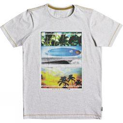 Kids Place To Be Heather SS Tee