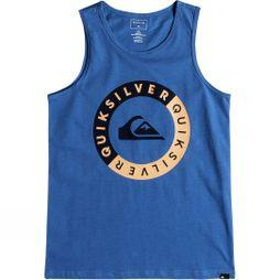 Quiksilver Kids Shores Away Tank 14+ Bright Cobalt