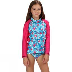 Kids Hobey LS Sun Protection Swimming Top