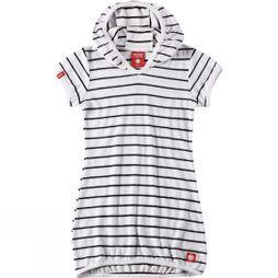 Reima Kids Genua Beach Dress White Stripe