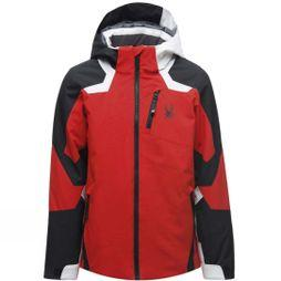 Spyder Boys Leader Jacket Volcano