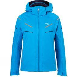 KJUS Boys Formula DLX Jacket - 14 Yrs + Aquamarine