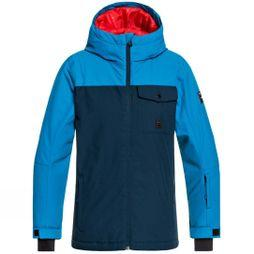 Boys Mission Solid Youth Jacket