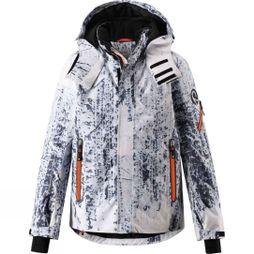 Boys Wheeler Print Jacket