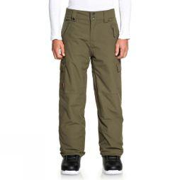 Quiksilver Boys Porter Youth Pant Grape Leaf
